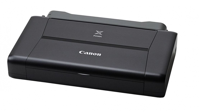 Canon Pixma Ip110 Mobiler Laptop Drucker Tintenstrahldrucker Ip 110