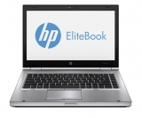 NOTEBOOK HP EliteBook 8470p INTEL CORE i5-3320M - 2,60GHZ 8 GB  250 GB-SSD W10