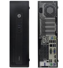 PC HP ProDesk 600 G2 SFF, Intel Pentium G 4400, 4 GB RAM, 240 GB SSD, WIN 10