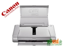Canon Pixma iP100 mit Akku  mobiler Laptop Drucker Tintenstrahldrucker - ip 100