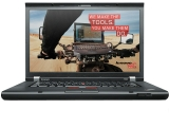Lenovo ThinkPad T510, Intel Core i5-540M, 2.40GHz, 3GB, 160GB DE Tastatur original