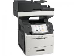 Lexmark MX711dhe (S/W-Laserdrucker, Scanner, Kopierer, Fax)