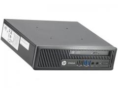 HP EliteDesk 800 G1 Intel i5-4570S - 4 x 2,9GHz 8GB-RAM 320GB-HDD DVD-RW USB 3.0