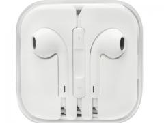 Original Kopfhörer Apple EarPods mit Fernbedienung und Mikrofon